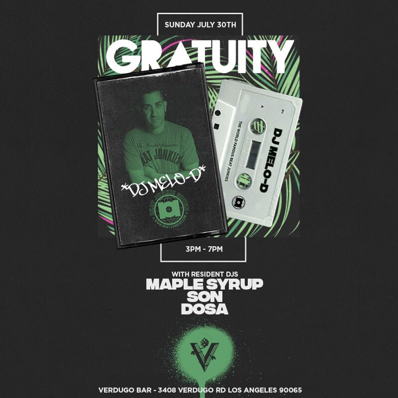 Gratuity 7/30/17